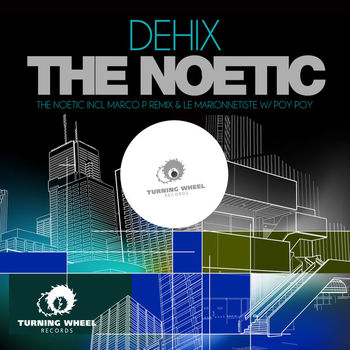 The Noetic cover