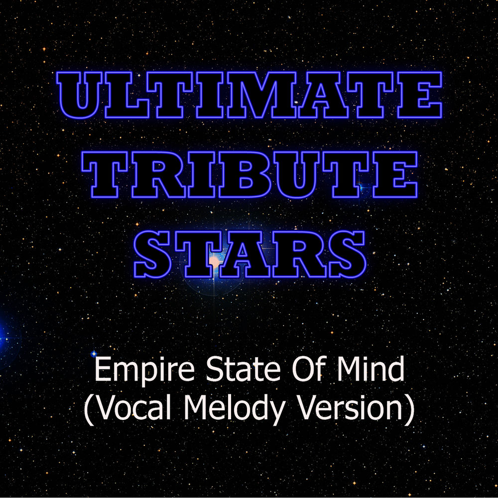Jay-Z Feat. Alicia Keys - Empire State of Mind (Vocal Melody Version)
