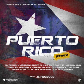 Puerto Rico (feat. Breo Music, El Rey Guevara, Black Virosa, Tivi Gunz & Haraca Kiko) cover