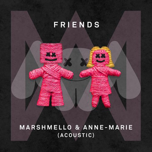 Baixar Single FRIENDS (Acoustic), Baixar CD FRIENDS (Acoustic), Baixar FRIENDS (Acoustic), Baixar Música FRIENDS (Acoustic) - Marshmello, Anne-Marie 2018, Baixar Música Marshmello, Anne-Marie - FRIENDS (Acoustic) 2018