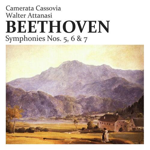 Baixar CD Beethoven: Symphonies Nos. 5, 6 & 7 – Camerata Cassovia, Walter Attanasi (2014) Grátis