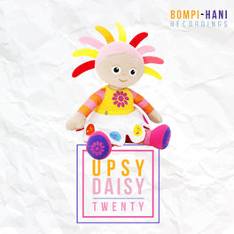 Album cover of Upsy Daisy Twenty