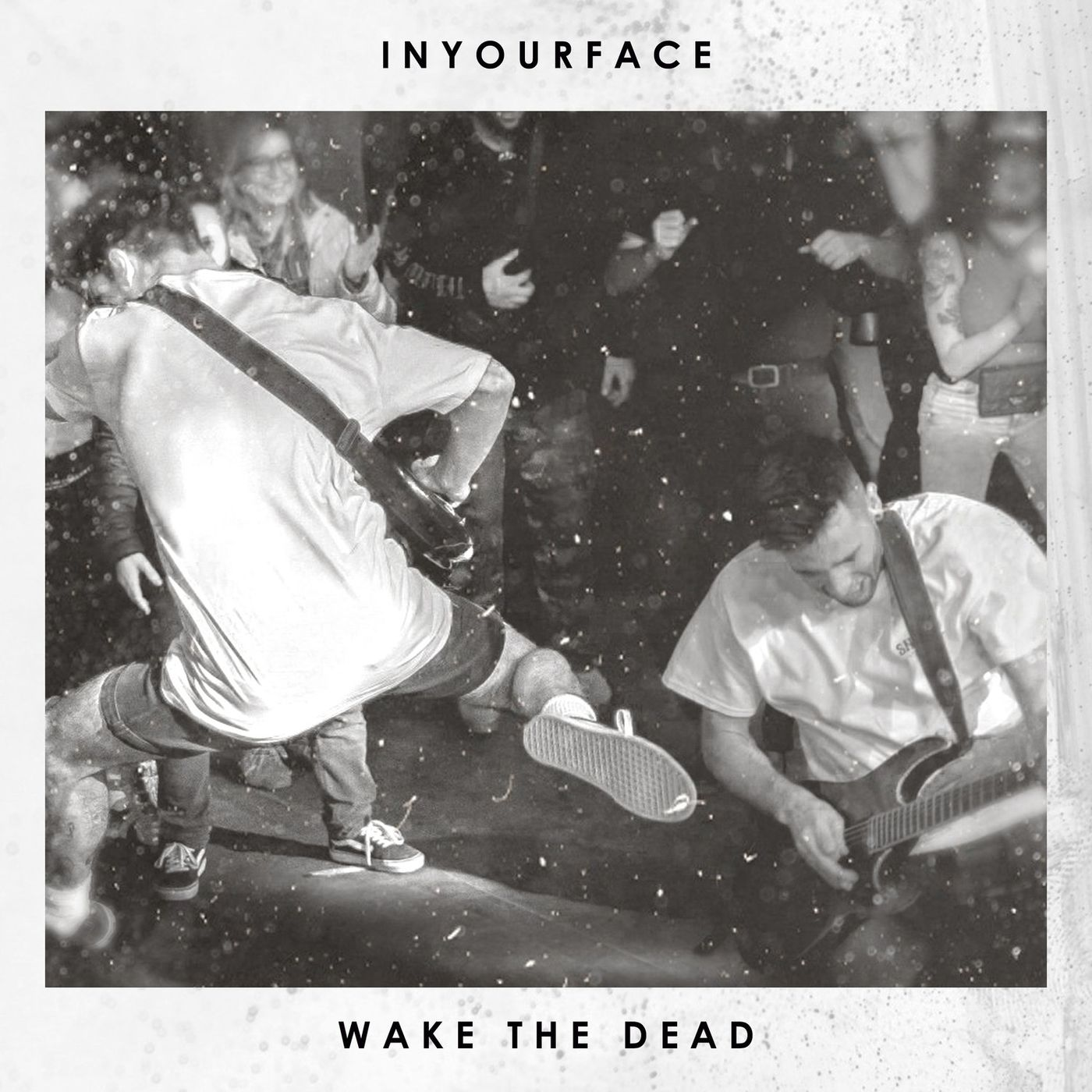 Inyourface - Wake the Dead [single] (2021)