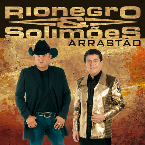 Baixar CD Arrastão – Rionegro & Solimões (2008) Grátis