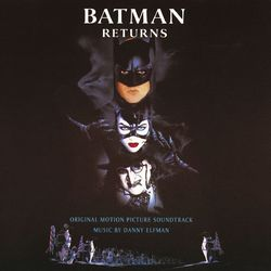 Batman Returns OMPST 1992 CD Completo