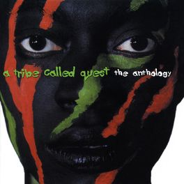 Album cover of The Anthology