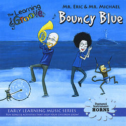 Bouncy Blue from the Learning Groove