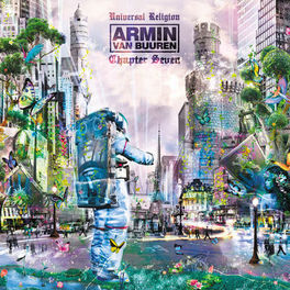 Album cover of Universal Religion Chapter 7 (Mixed by Armin van Buuren) [Recorded Live at Privilege, Ibiza]