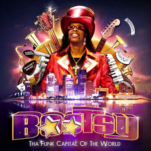 Bootsy Collins - Don't Take My Funk (feat: Catfish Collins & Bobby Womack)  - Listen on Deezer