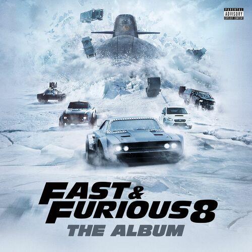 Baixar CD Fast & Furious 8: The Album – VA (2017) Grátis