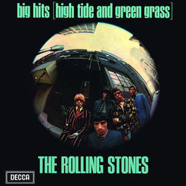 Album cover of Big Hits (High Tide and Green Grass)