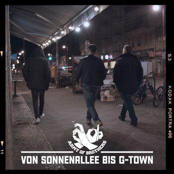Von Sonnenallee bis G-Town (feat. Almani x Abiad x Chapo) cover