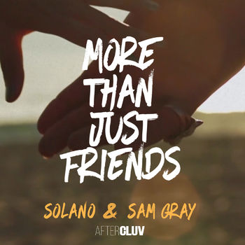 More Than Just Friends cover