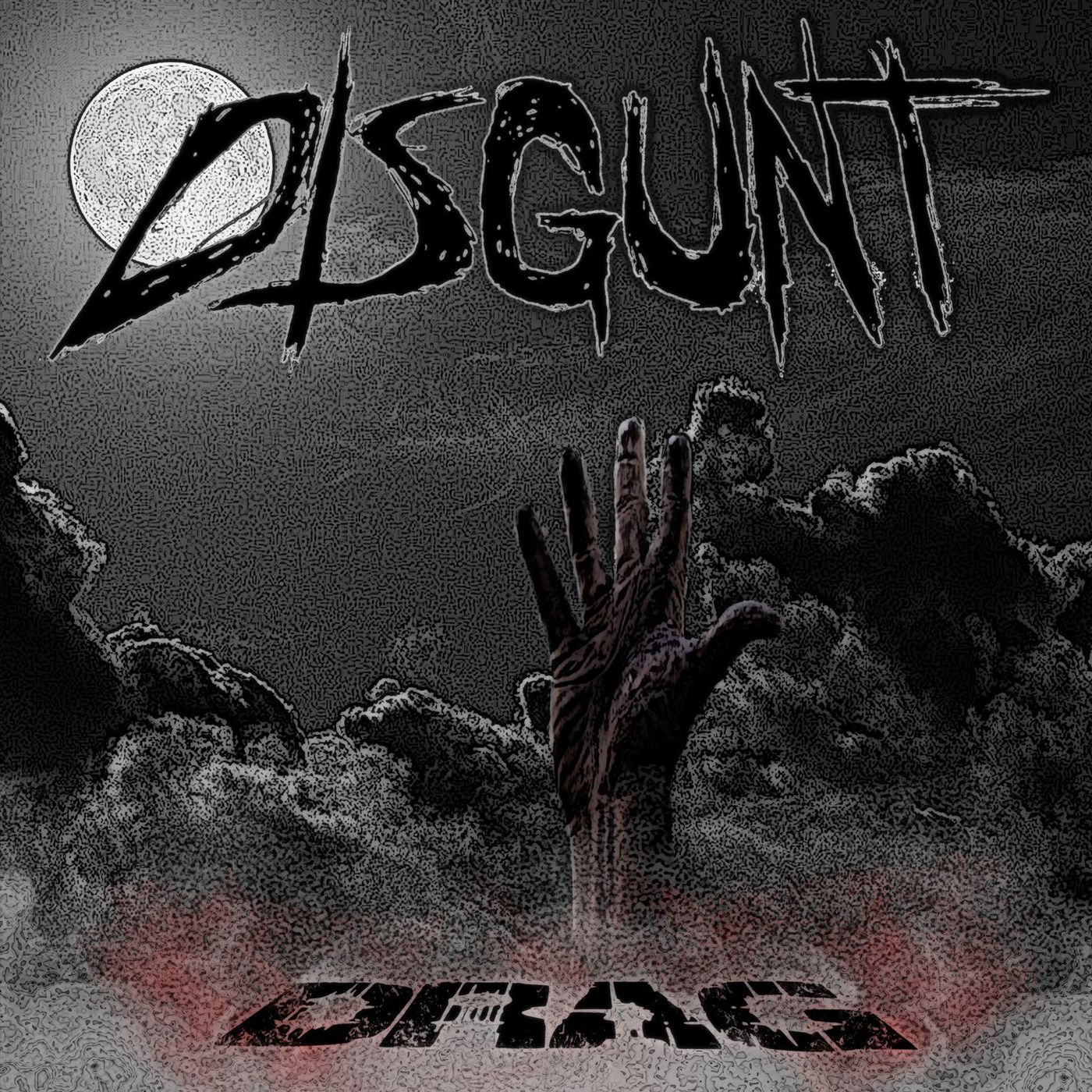 Disgunt - Drag [single] (2020)
