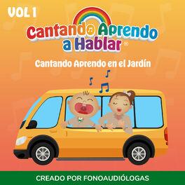 Album cover of Cantando Aprendo en el Jardín, Vol 1