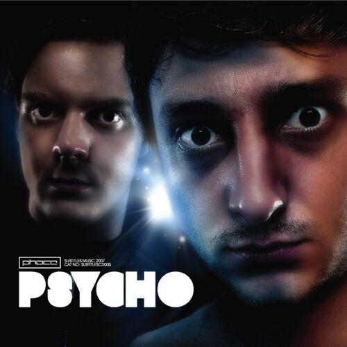 Phace - Psycho 2007 [LP]
