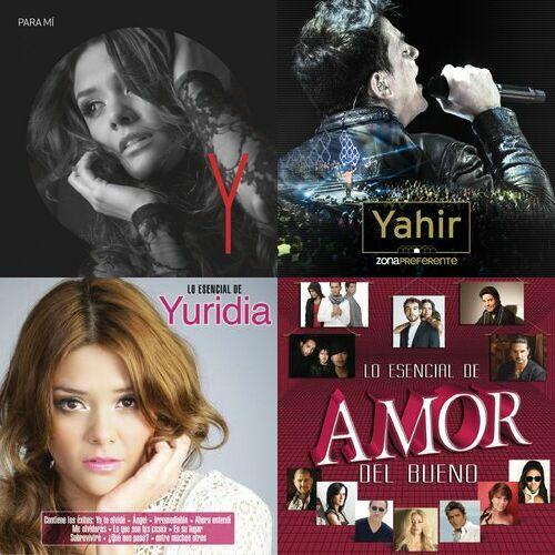 Lista pesama Yuridia – Slušaj na Deezer-u | Striming muzike