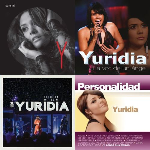 yuridia playlist - Listen now on Deezer | Music Streaming