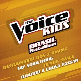 Album cover of The Voice Kids Brasil - Batalhas