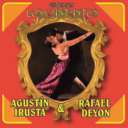 Cd Tangos Estos Son los Cantantes Agustín Irusta y Rafael Deyón    500x500-000000-80-0-0
