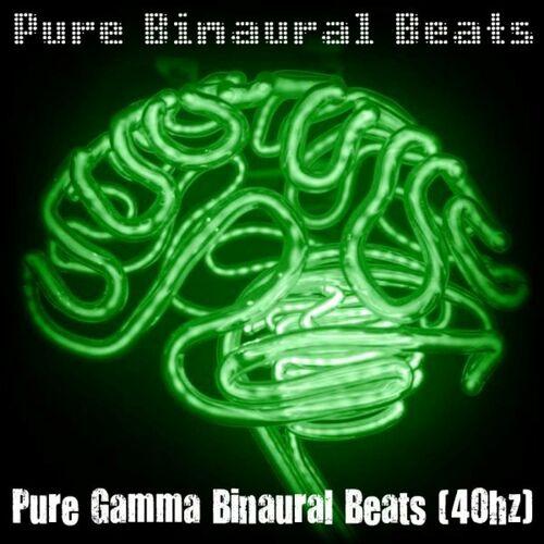 Pure Binaural Beats: Pure Gamma Binaural Beats (40hz