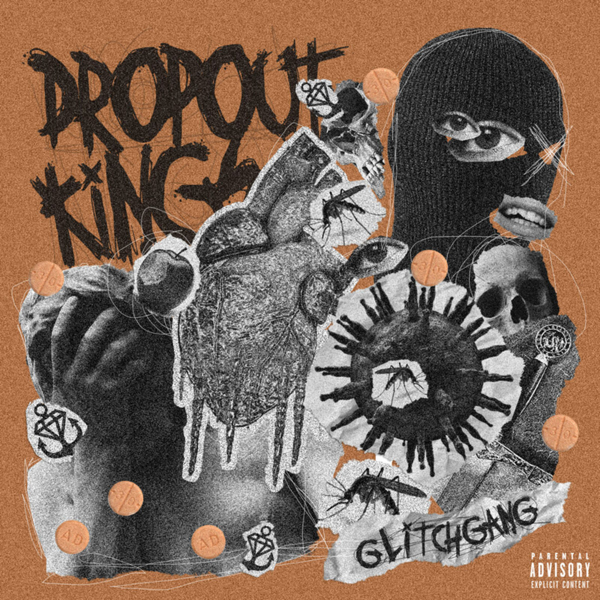 Dropout Kings - GlitchGang [EP] (2020)