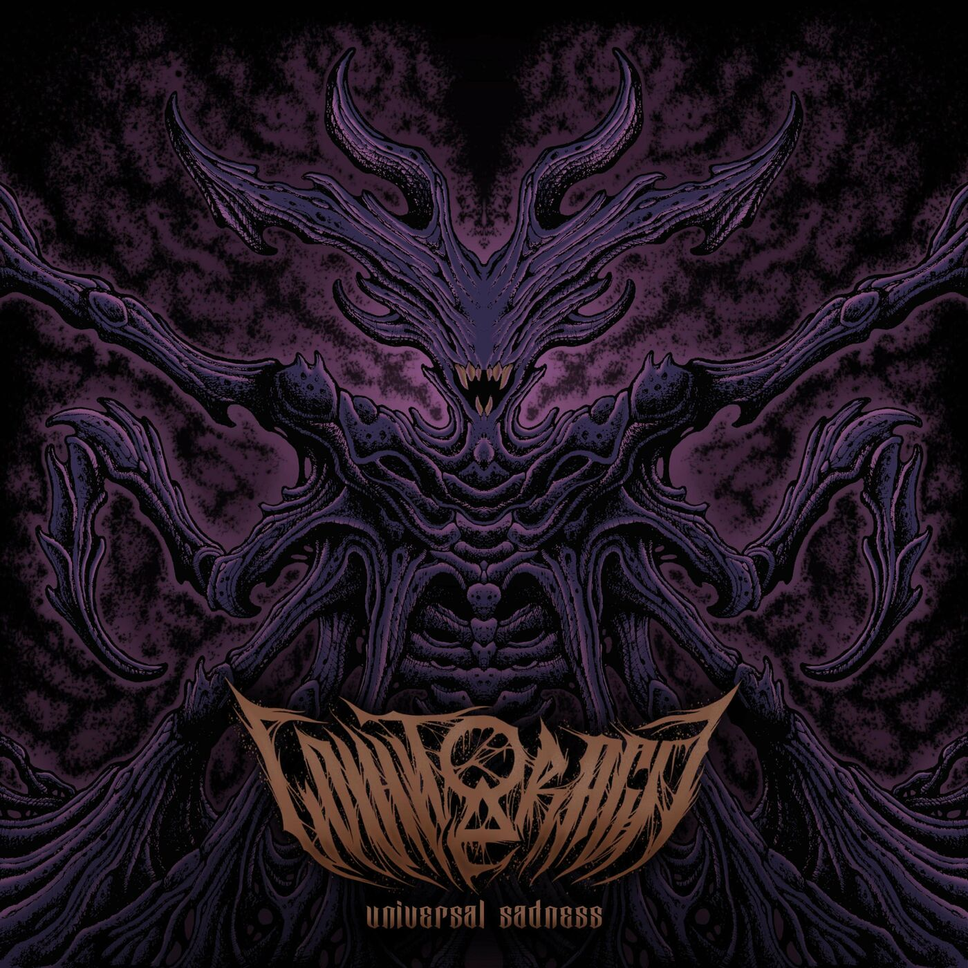 Counteractt - Death in the Abyss [single] (2020)