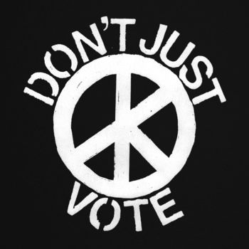 Don't (Just) Vote cover