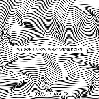 We Don't Know What We're Doing (feat. Akalex) cover