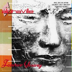 Pochette de l'album Forever Young