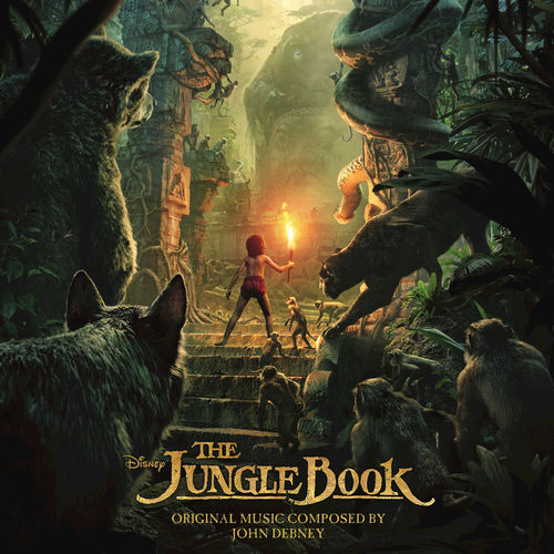 Baixar CD The Jungle Book (Original Motion Picture Soundtrack) – John Debney (2016) Grátis