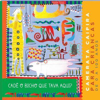 Anta Brasileira cover