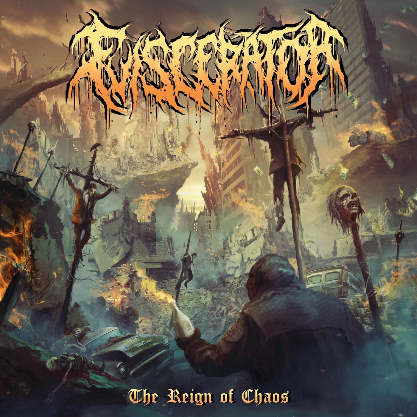 Eviscerator - The Reign of Chaos (2021)