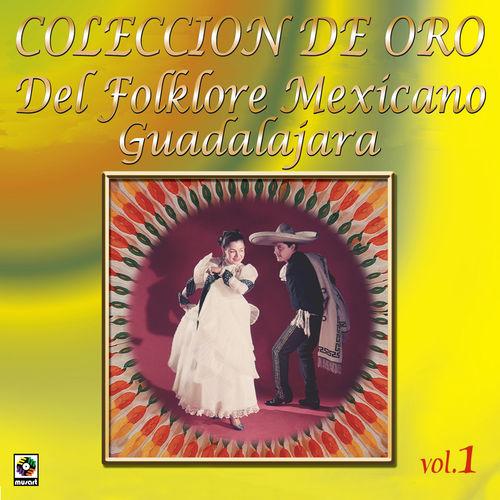 Cd Colección de Oro del Folklore Mexicano Vol. 1 Guadalajara  500x500-000000-80-0-0