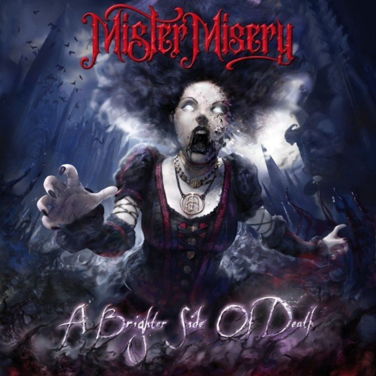 Mister Misery - A Brighter Side of Death (2021)