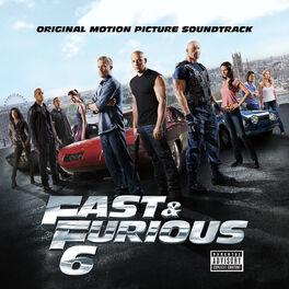 Album cover of Fast & Furious 6