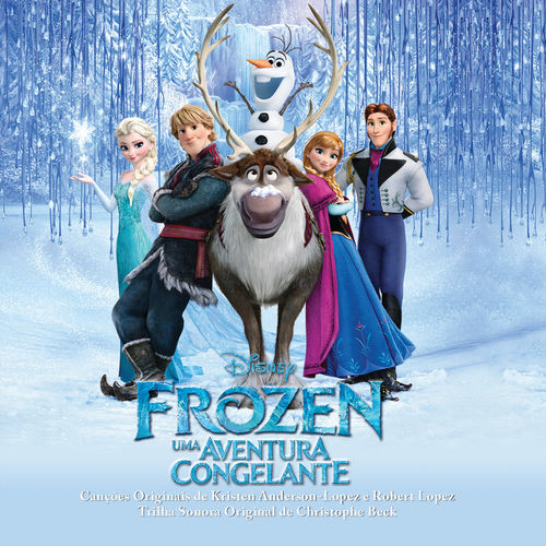 Baixar CD Frozen: Uma Aventura Congelante – Various (2013) Grátis