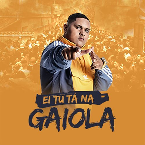 Baixar Single Tu Tá na Gaiola – MC Kevin o Chris (2018) Grátis