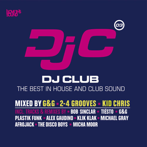 Various Artists: DJ Club Vol  3 - The Best in House and Club Sound