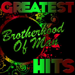 Album cover of Greatest Hits: Brotherhood of Man