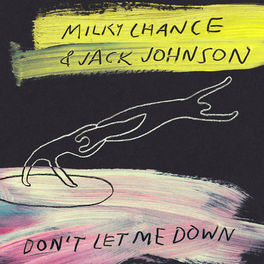Album cover of Don't Let Me Down
