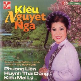 Album cover of Kiều Nguyệt Nga - Ngọc Cung