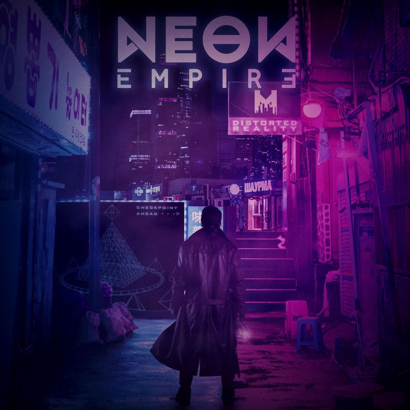 Neon Empire - Distorted Reality [EP] (2020)