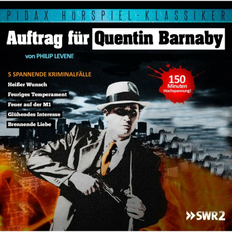 Auftrag für Quentin Barnaby - 5 spannende Kriminalfälle