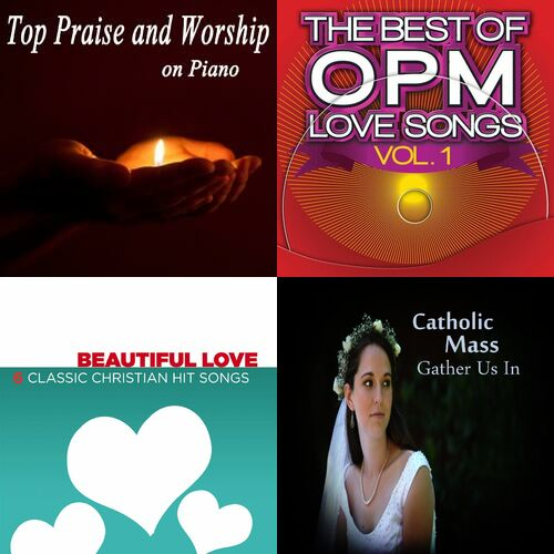Praise and Worship & Instrumental Christian Songs, playlist