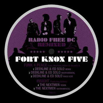 Funk 4 Peace cover