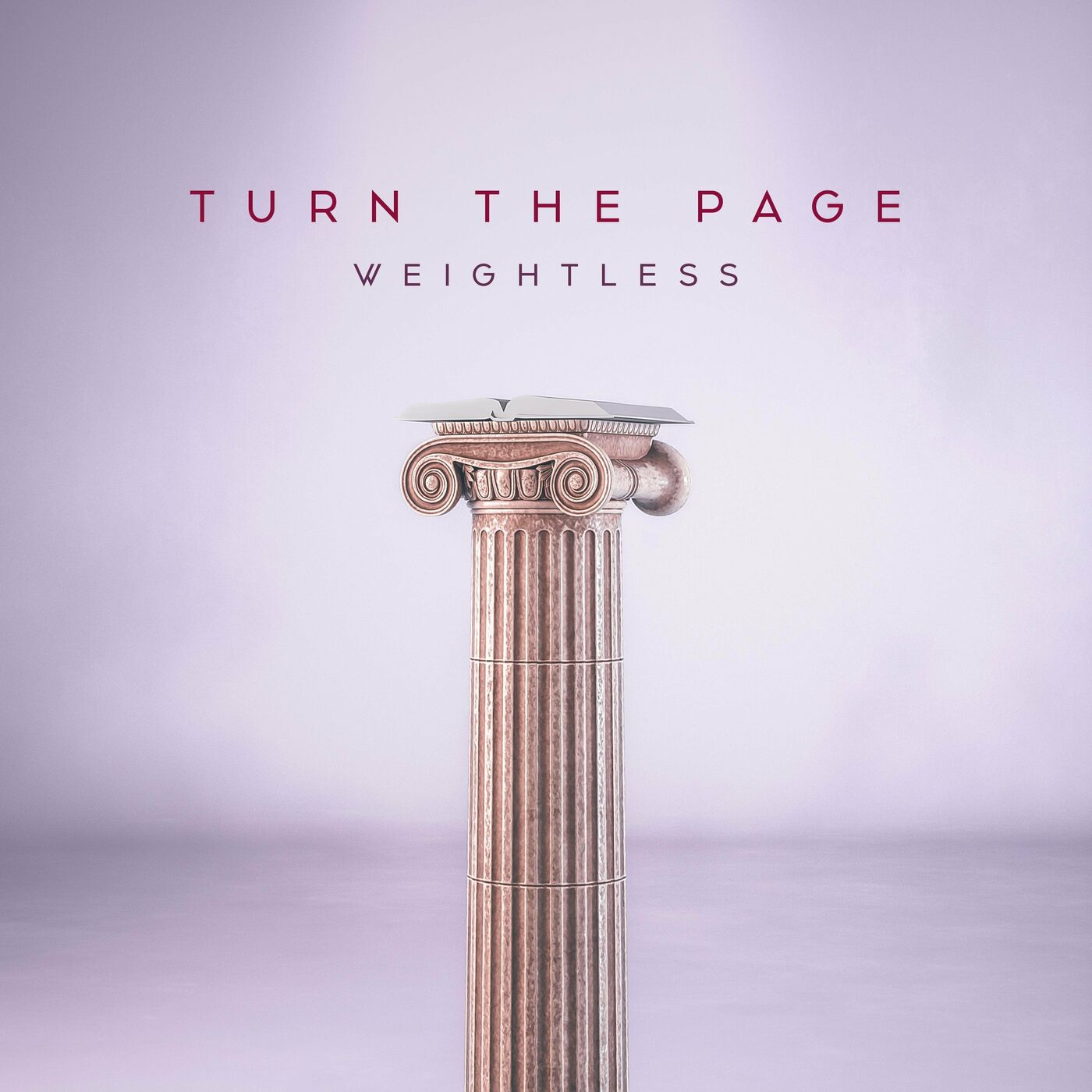 Weightless - Turn the Page [EP] (2021)