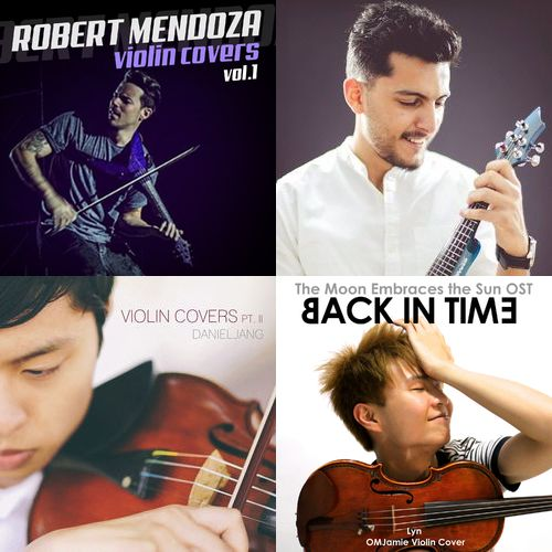 violin cover 1 0 playlist - Listen now on Deezer   Music Streaming