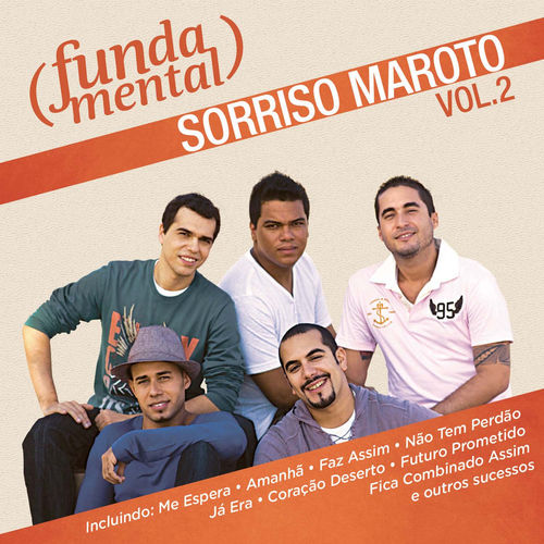 Baixar CD Fundamental – Sorriso Maroto 2 – Sorriso Maroto (2015) Grátis
