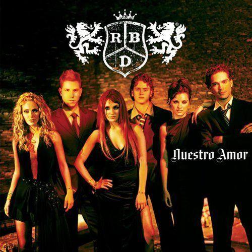 Baixar Single Nuestro Amor, Baixar CD Nuestro Amor, Baixar Nuestro Amor, Baixar Música Nuestro Amor - RBD 2005, Baixar Música RBD - Nuestro Amor 2005